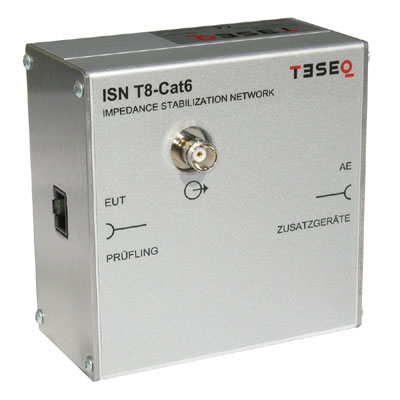 ISN T8-Cat6 Impedance Stabilization Network