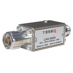 Teseq LNA 6000 Amplificatore Low Noise da 1 MHz a 3 GHz