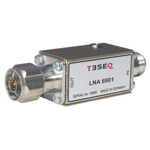 LNA 6901 Teseq Low Noise Amplifier 9 kHz to 1 GHzLNA 6901 Amplificatore Low Noise Teseq da 9 kHz a 1 GHz
