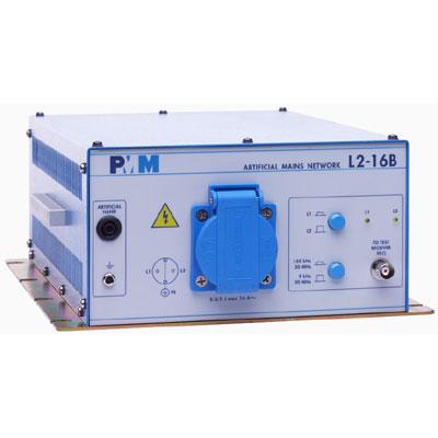 L2-16B – Due linee, singola fase, 9 KHz – 30 MHz, 16 A