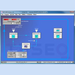 Teseq WIN 6000 Software for EMC Immunity Testing
