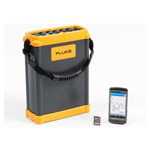 Fluke 1750 Three-Phase Power Quality RecorderFluke 1750 Registratore della qualità dell'alimentazione trifase
