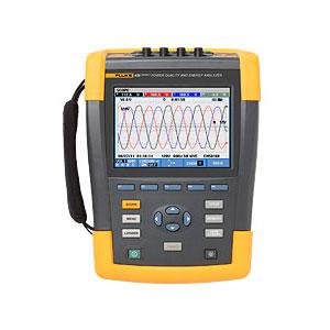 Fluke 435 serie II Analizzatore di rete e del consumo energetico