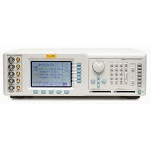Calibrazione elettrica DC / LF