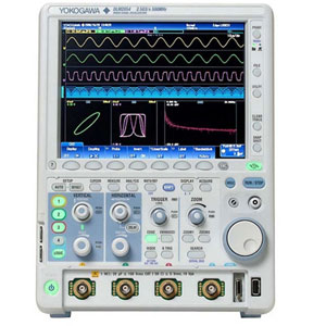 DLM2000 Yokogawa Mixed Oscilloscope 2/4/3+8ch 200/350/500MHzDLM2000 Oscilloscopio Yokogawa 2/4/3+8ch 200/350/500MHz