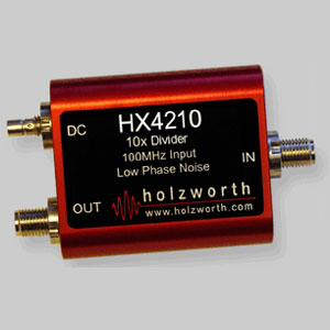 HX4210 Frequency Divider HX4210 Frequency Divider