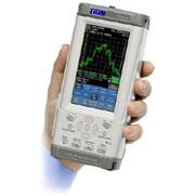 PSA Series 5 TTi Handheld RF Spectrum AnalyzersPSA Serie 5 Analizzatori di Spettro Portatili RF TTi