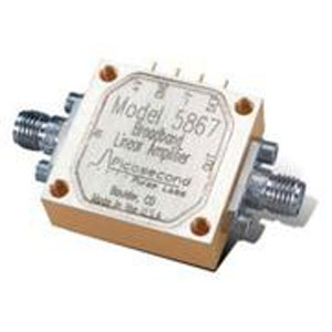PSPL5867 15 GHz Linear Amplifier