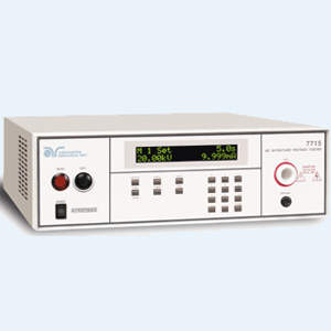 HypotMAX 7710 12 kVDC Fully-Automated Dielectric Withstand AnalyzerHypotMAX 7710 12 kVDC Fully-Automated Dielectric Withstand Analyzer