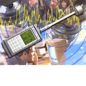 Misuratore di Campi Elettromagnetici