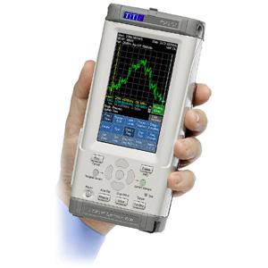 PSA Series 2 TTi Handheld RF Spectrum AnalyzersPSA Serie 2 Analizzatori di Spettro Portatili RF TTi